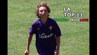 Torneo TRICOLORE - La TOP 11 di CalcioNazionale