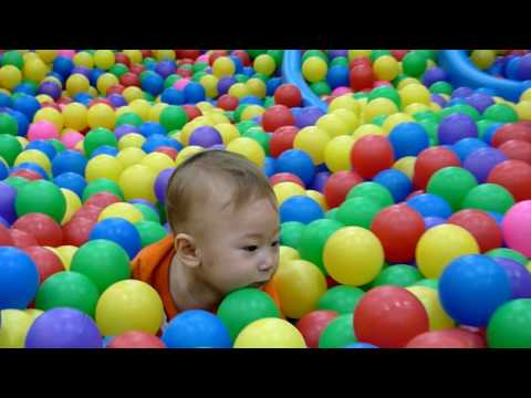 Indoor Playground Fun for Kids at Leyou Baby Store