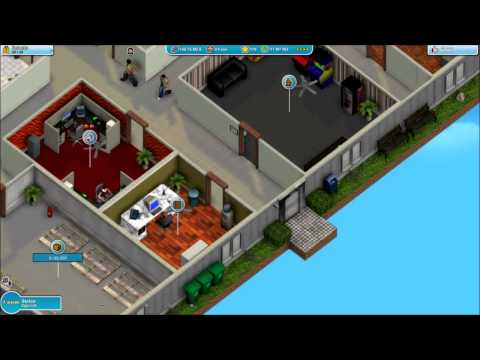 Mad Games Tycoon Buildings
