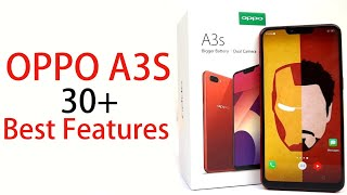 OPPO A3s 30+ Best Features