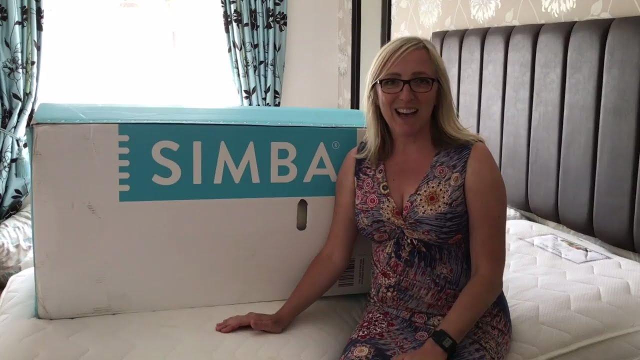 Simba Matras Review : De simba elektrisch verstelbare bedbodem beste matras