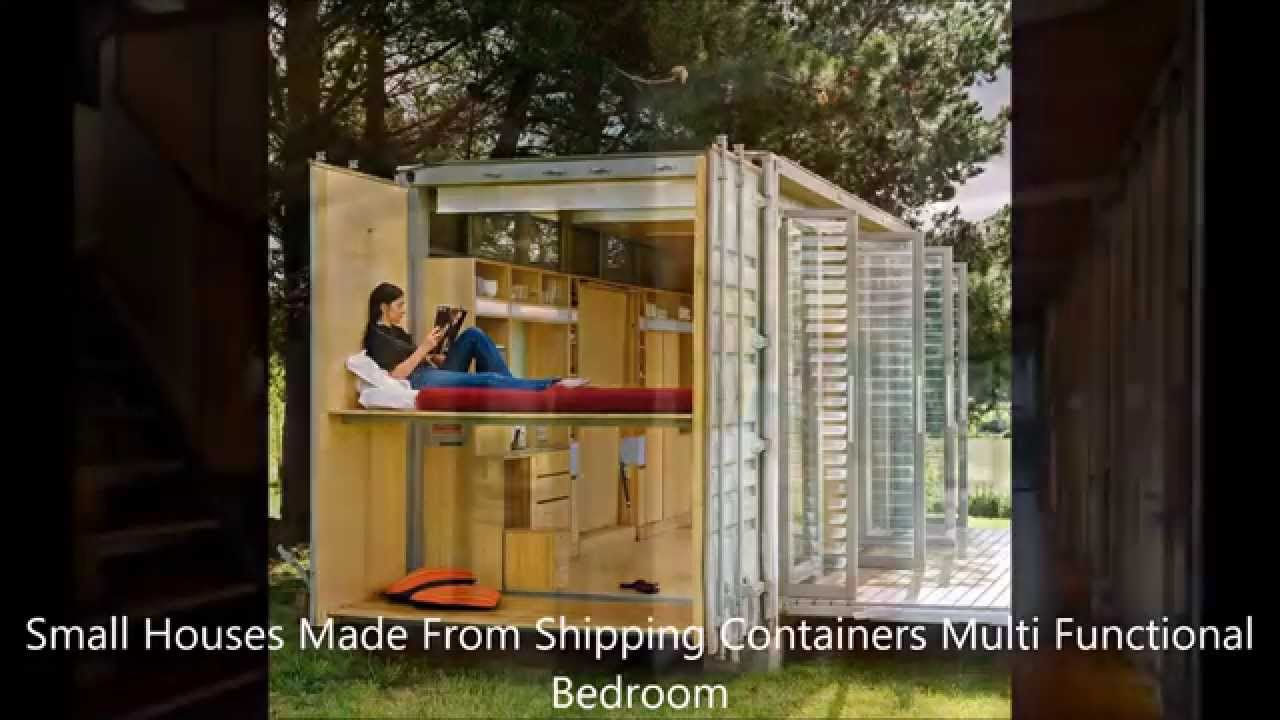 Decoraci n casas hechas con contenedores mar timos home decoration shipping container youtube - Casas hechas con contenedores precios ...