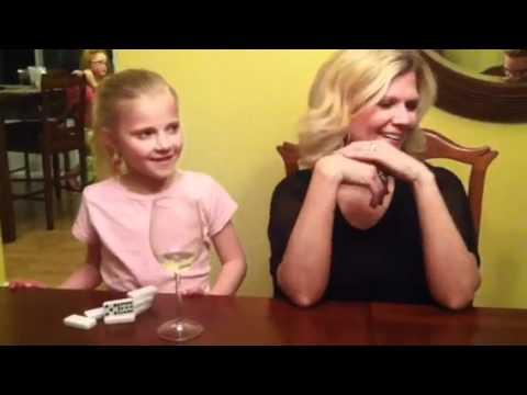 Jill Counting Bricks and Then...