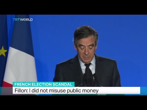 French Election Scandal: Francois Fillon says he will continue his presidential campaign