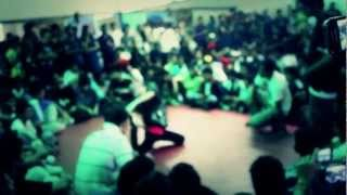 New Delhi Breakdance Cypha - From The Roots Hip Hop Jam Vol.2