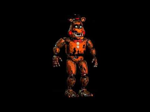 FNAF Freddy's sing He's a Scary bear