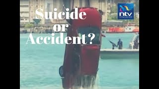 Suicide or accident?: Man's body, vehicle retrieved by Kenya Navy divers