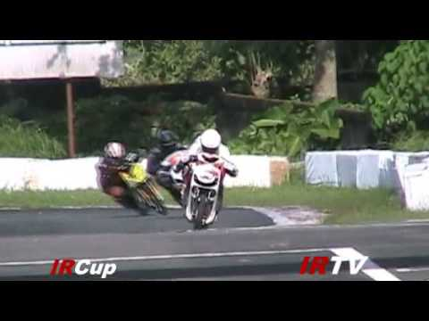 Scooter Racing: 2012 IRCUP Series Round 3 160 Automatic Open