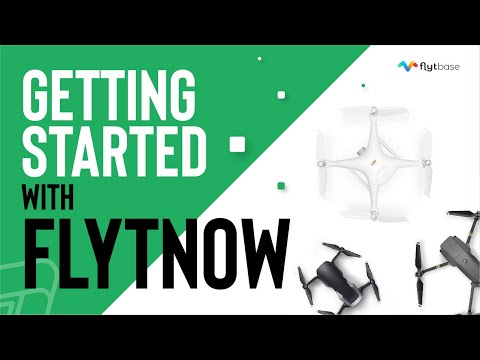 FlytNow | Control Drone Fleet Remotely over Internet | 4G/5G Drone Control