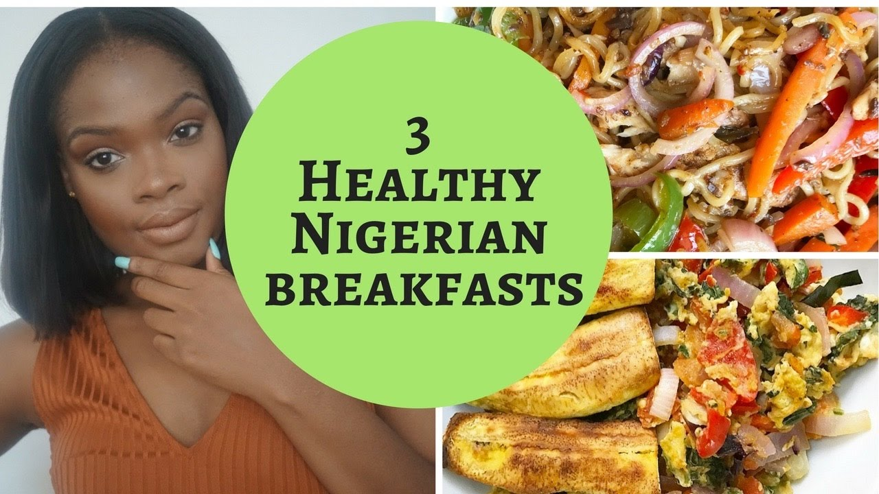 3 easy and quick healthier nigerian breakfasts youtube 3 easy and quick healthier nigerian breakfasts forumfinder Image collections
