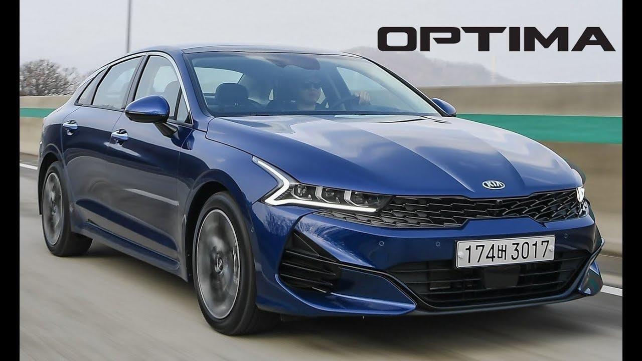 Kia Optima (K5) 2021 - Điểm nổi bật & tính năng