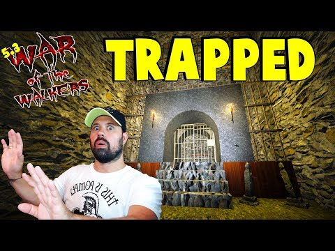 Trapped | 7 Days To Die War Of The Walkers...