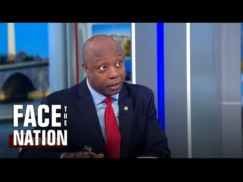 Senator Tim Scott claims Democrats' police reforms cut police funding
