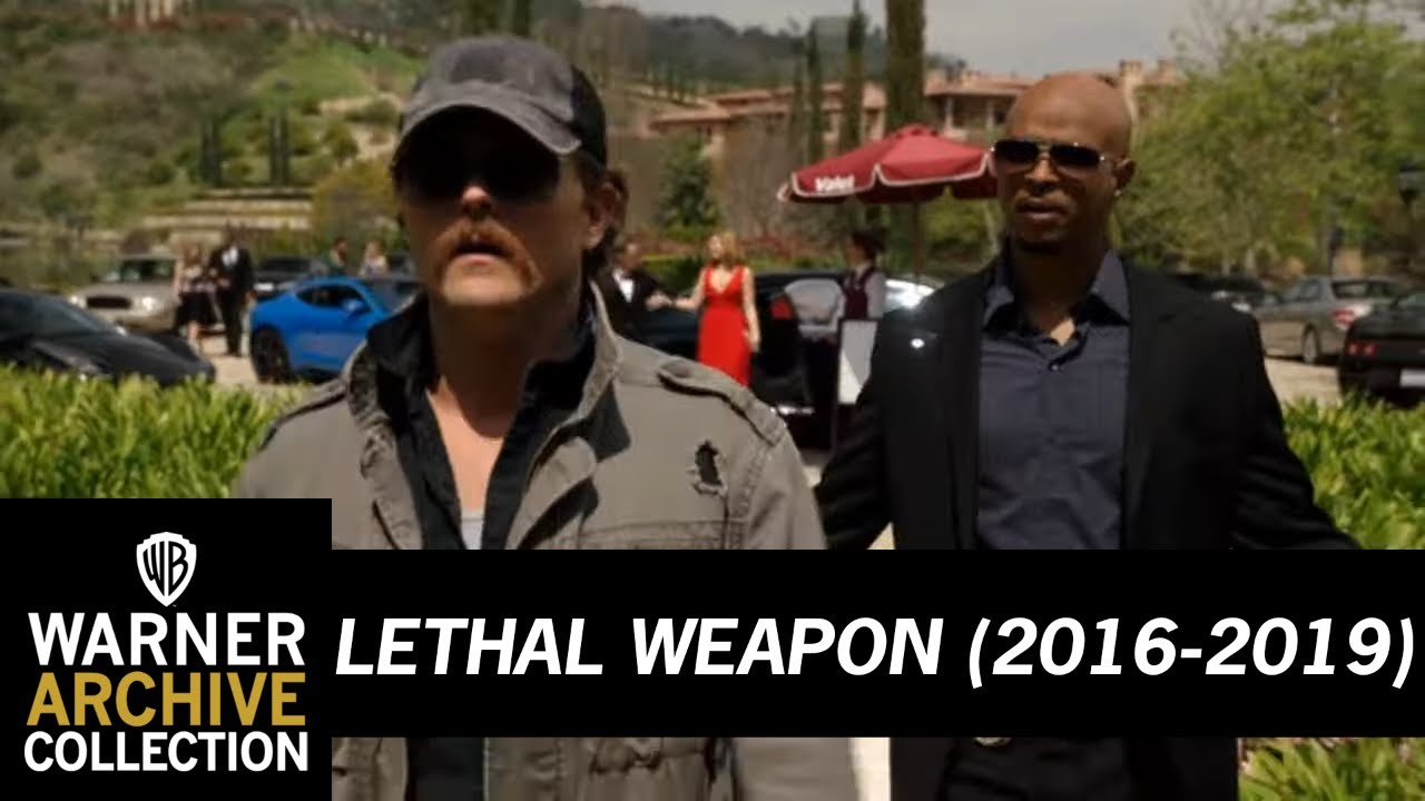 Download Lethal Weapon : The Complete Third Season  Clip