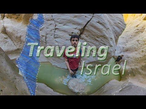 kan-|-traveling-israel-🇮🇱---deserts-and-springs---episode-3