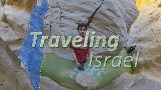 Kan   Traveling israel 🇮🇱 - Deserts and Springs - episode 3