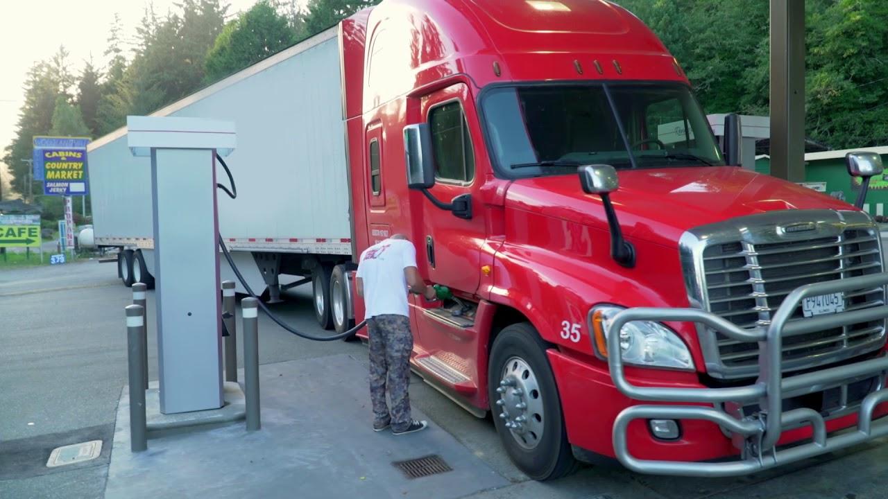 filmy stop ciężarówka