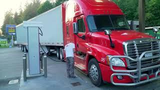 To jest największa bolączka kierowcy ciężarówki [Ciężarówką przez Stany].mp3
