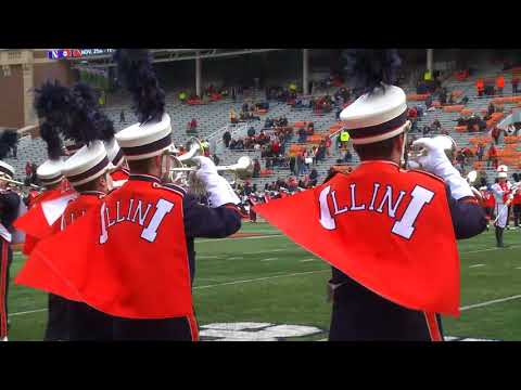 Marching Illini Pregame Show | November 11, 2017