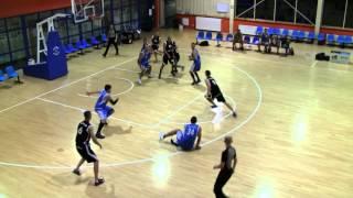 ALK Wro Basket, 29. edycja. Dawid Mikoś (Tako) crossover
