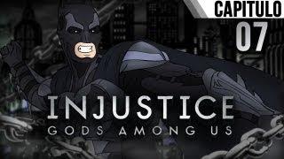 Injustice Gods Among Us Campaña con ALK4PON3 Ep. 7