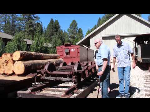 The Nevada County Railroad Turntable Spectacular