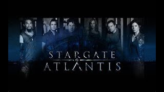Stargate atlantis serie