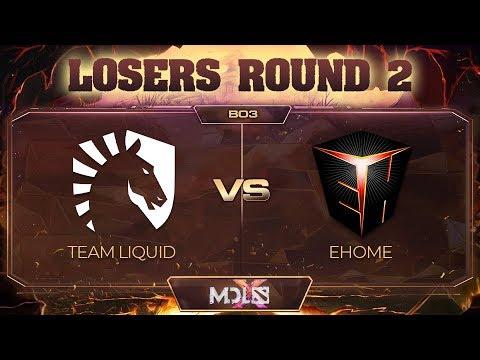 Team Liquid vs EHOME vod