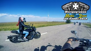 Оксамитовий MotoSeaZone на Азові 2019