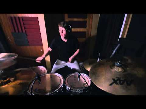 The Amity Affliction - The Weigh Down Drum Cover (Studio Quality)