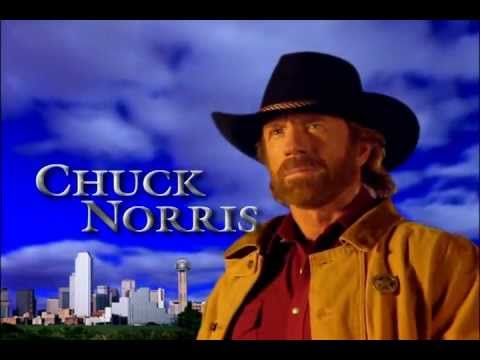 Walker, Texas Ranger   Theme  3  HQ  Chuck Norris