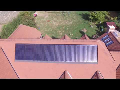 TLGEC - East/West Solar PV Install