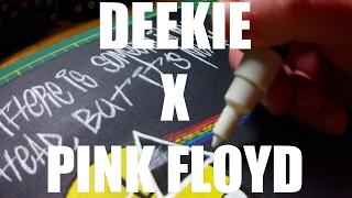 [SPEED DRAWING] DeeKie X Pİnk Floyd | KIE 2017