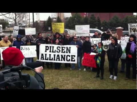 Historic Victory in Pilsen: Fisk and Crawford Coal Plants to Shut Down