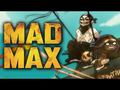 Best Friends Play Mad Max