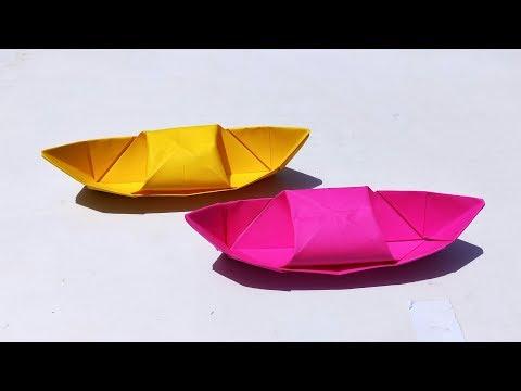 Easy Paper Boat || Origami Boat || DIY