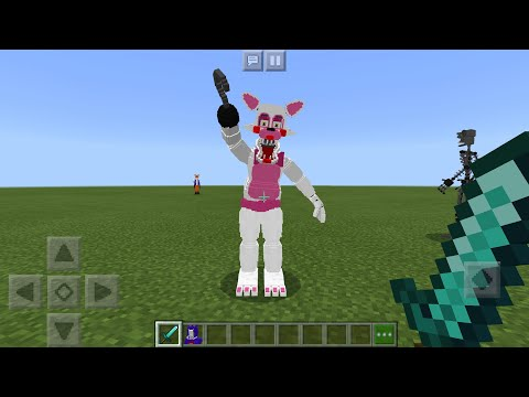 FIVE NIGHTS AT FREDDYS 2 MOD in Minecraft PE
