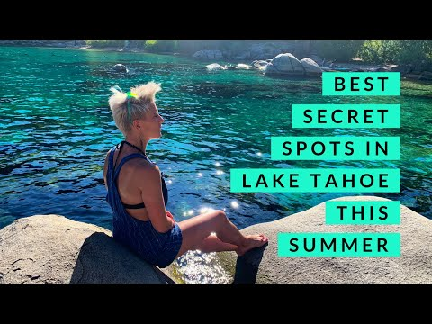 Best Secret Spots In Lake Tahoe This Summer