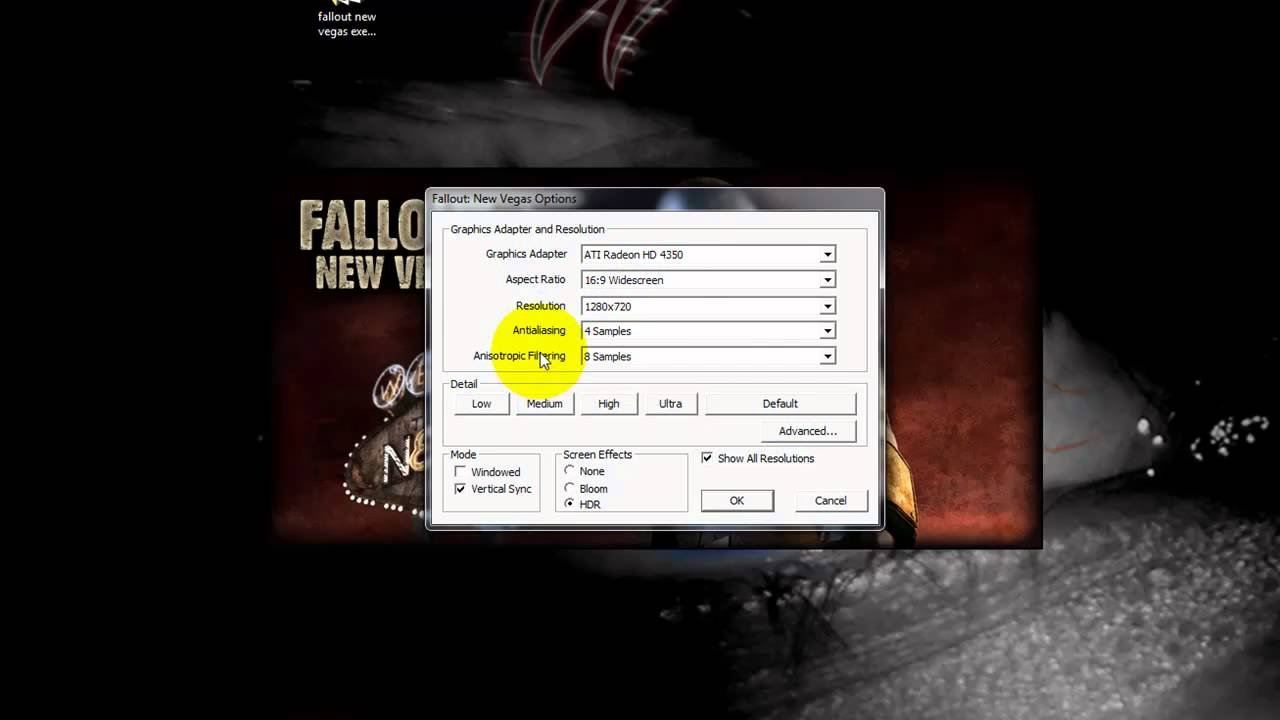 How To Install Fallout New Vegas On Windows 7 64bit 2010 New Video