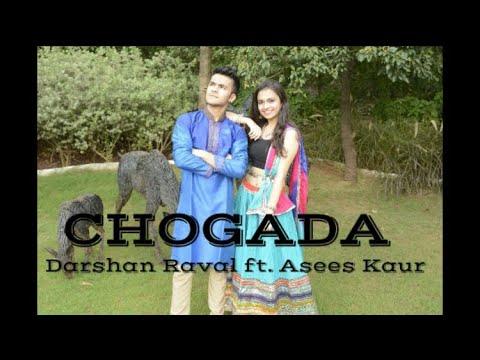 CHOGADA TARA | Loveratri | Darshan Raval, Asees Kaur | Rohal Darda.