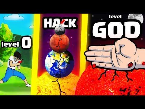 Tap Tap Breaking UNLOCKED GOD STAGES LEVEL! Tap Tap Breaking GOLD HACK! BREAKER EVOLUTION #7