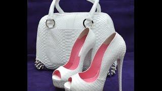 Свадебная обувь для невесты купить