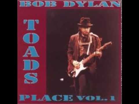Bob Dylan-Dancing in the Dark-1-12-90, Toad's Place, New Haven, CT