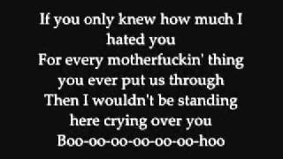 Eminem - Puke (lyrics)
