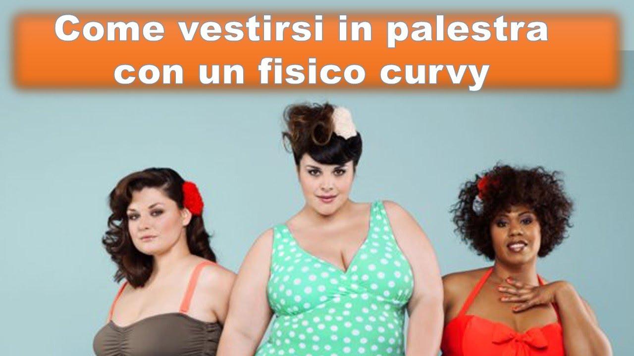 e0e807ff6c4f Come Vestirsi in Palestra con un Fisico Curvy   Curvy and Plus Size at the  Gym
