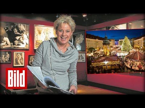 Samstag Nacht: Tanja Schumann Will Aufn Weihnachtsmarkt