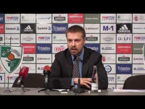 Paulius Motiejūnas apžvelgė prabėgusį sezoną 2014 06 12