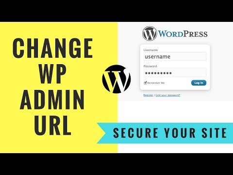 How to Hide WordPress Admin Page URL | Make a Custom WP Login Plugin