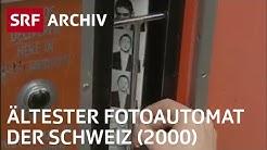 Ältester Fotoautomat der Schweiz (2000) | SRF Archiv
