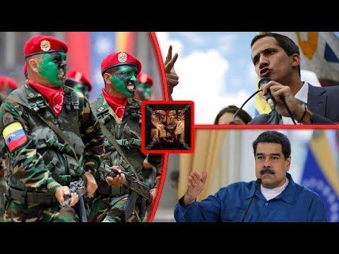 Juan Guaidó da ultimato ao Exército da Venezuela e Nicolás Maduro tenta manter o controle.